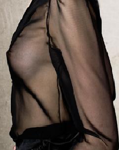 Mein türkischer Schneider (3) Transparente Bluse (Vorschau)